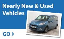 Nearly New & Used Vehicles