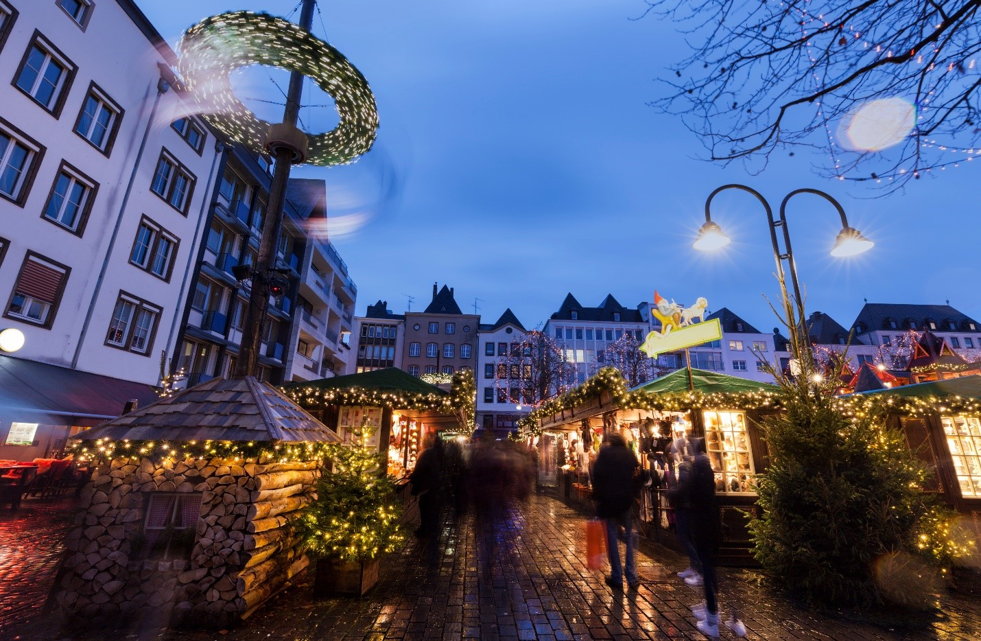 Top Accessible Places: Christmas in London