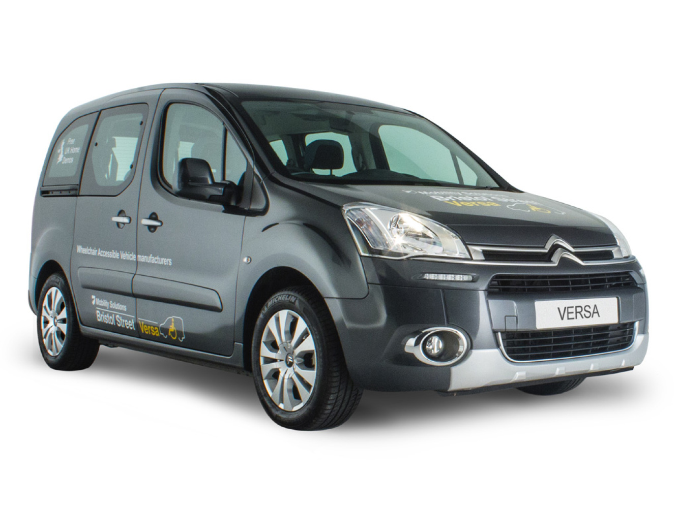 new citroen berlingo multispace 1 6 hdi 90 xtr 5dr diesel. Black Bedroom Furniture Sets. Home Design Ideas