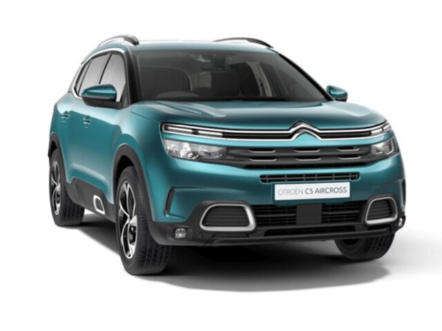 Citroen C5 Aircross 1.6 Puretech 180 Flair 5Dr Eat8 Petrol Hatchback