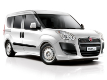 Versa Doblo 1.6 with Manual Transmission - Easy Air (105hp)
