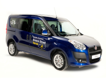 Versa Doblo  1.4 with Manual Transmission - POP (95hp)