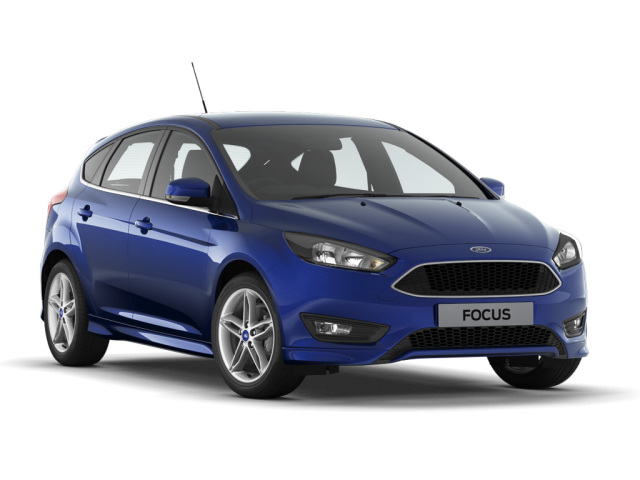 new ford focus 1.6 182 ecoboost zetec s 5dr petrol hatchback for