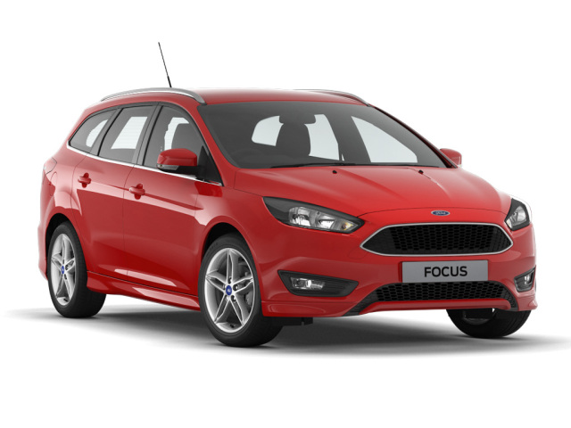 Ford Focus 1.0 Ecoboost 125 Zetec Edition 5Dr Auto Petrol Estate