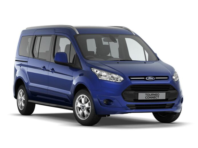 Ford Grand Tourneo Connect 1.5 EcoBlue 120 Titanium 5dr Powershift Diesel Estate