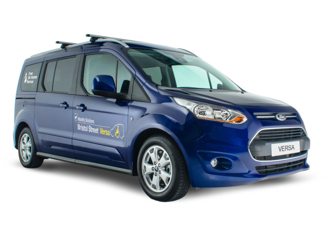 new ford grand tourneo connect 1 6 tdci zetec 5dr diesel estate for sale bristol street versa. Black Bedroom Furniture Sets. Home Design Ideas