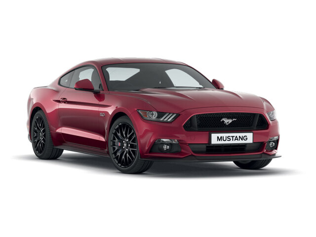 Ford Mustang 5.0 V8 Gt [custom Pack] 2Dr Petrol Coupe