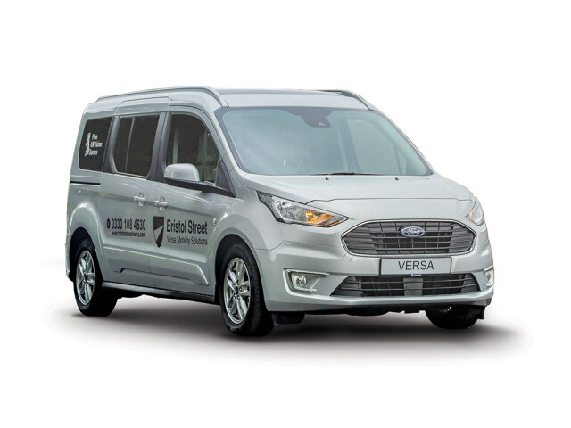 Ford Connect - Zetec - Diesel with Wheelchair Access