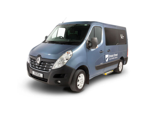 Renault Master LWB - Business - Diesel with Wheelchair Access