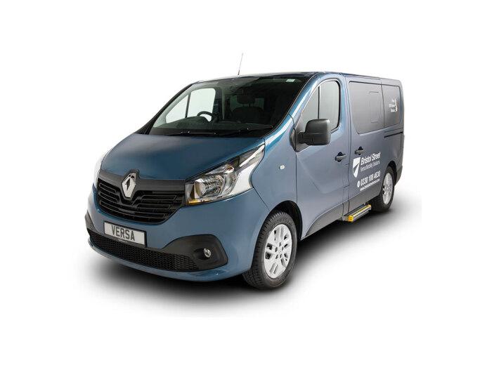 New Renault Trafic Swb Diesel SL27 dCi 120 Sport Nav Van for Sale
