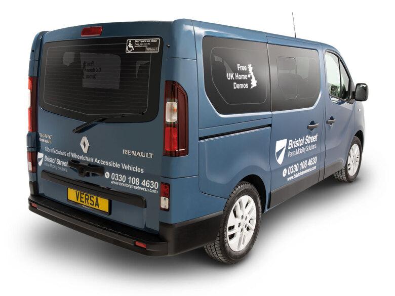 New Renault Trafic Swb Diesel SL27 dCi 120 Sport Nav Van for