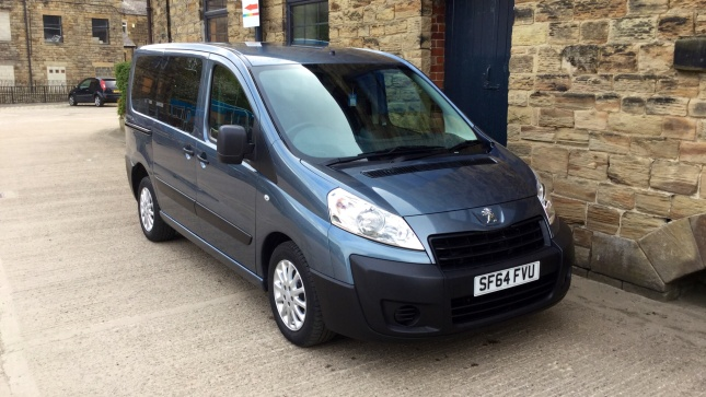Peugeot Expert Tepee 2.0 Hdi L1 163 Leisure 5Dr [6 Seats] Auto Diesel Estate