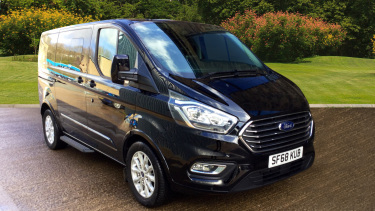 Ford Transit Custom - Diesel With Wheelchair Access