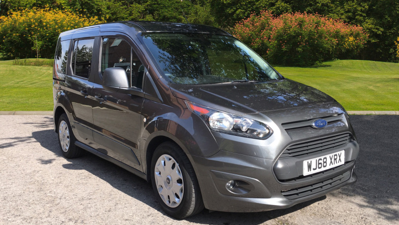 Ford Tourneo Connect- Diesel with Wheelchair Access