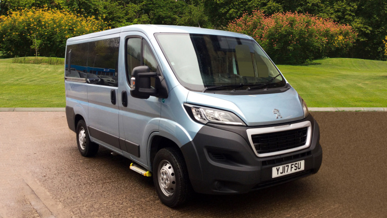 Peugeot Boxer - Diesel with Wheelchair Access