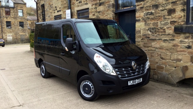 Renault Master Swb Diesel Fwd Sl28Dci 110 Business Low Roof Van