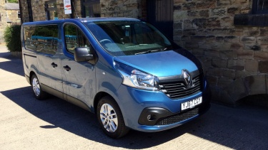 Renault Trafic - Diesel with Wheelchair Access