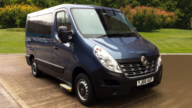 Renault Master -Diesel with Wheelchair Access