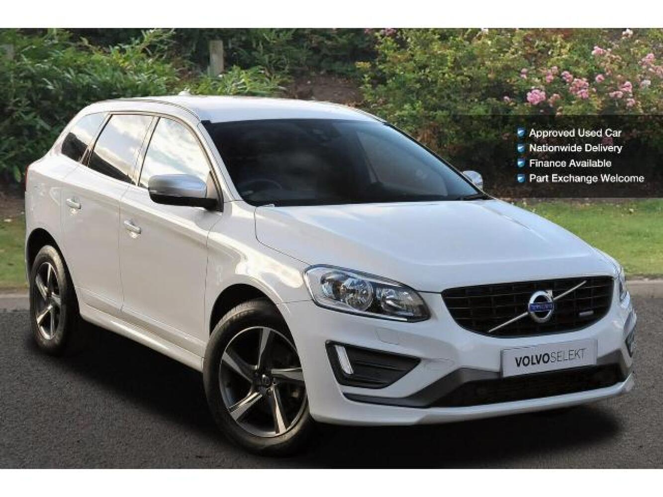 used volvo xc60 d5 215 r design nav 5dr awd geartronic diesel estate wav bristol street versa. Black Bedroom Furniture Sets. Home Design Ideas