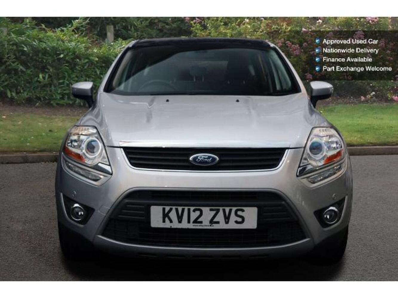 used ford kuga 2 0 tdci 163 titanium x 5dr diesel estate wav bristol street versa. Black Bedroom Furniture Sets. Home Design Ideas