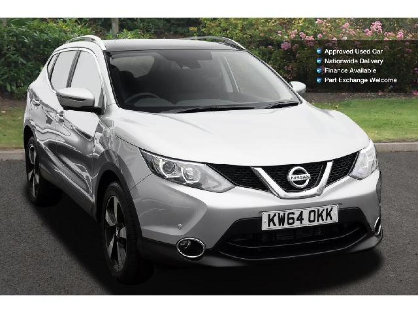 used nissan qashqai 1 2 dig t n tec 5dr xtronic petrol. Black Bedroom Furniture Sets. Home Design Ideas