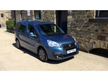 Peugeot Partner Tepee 1.6 Bluehdi 100 Active 5Dr Diesel Estate