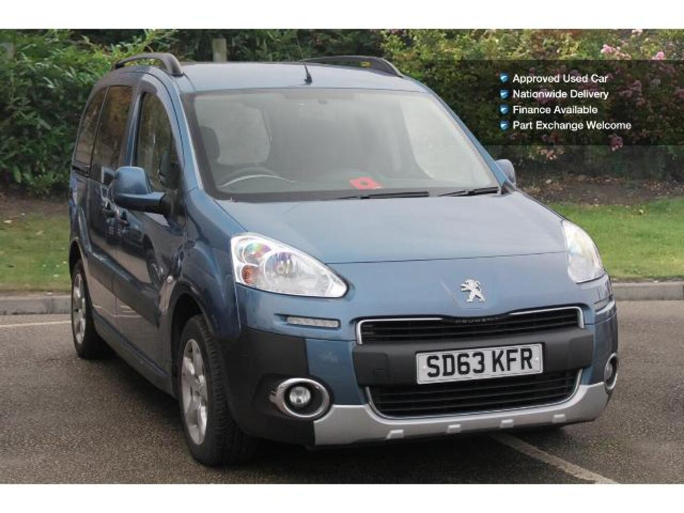 used peugeot partner tepee 1 6 hdi 92 outdoor atv 5dr diesel estate wav bristol street versa. Black Bedroom Furniture Sets. Home Design Ideas