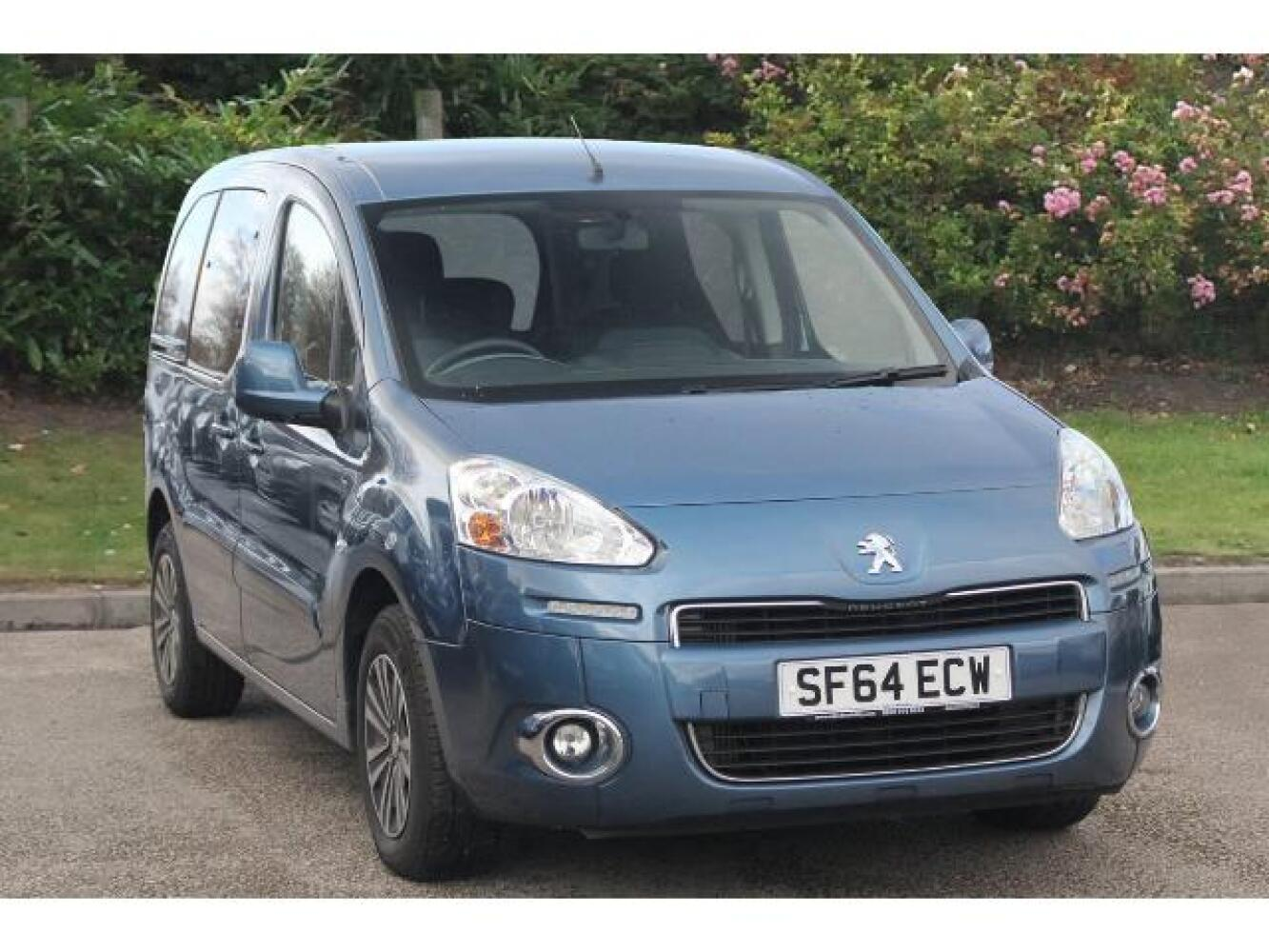 used peugeot partner tepee 1 6 hdi 90 s 5dr diesel estate wav bristol street versa. Black Bedroom Furniture Sets. Home Design Ideas